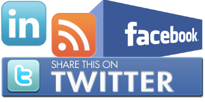 Quickly share images with Facebook and Twitter